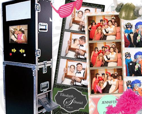 Oklahoma City Photo booth rental